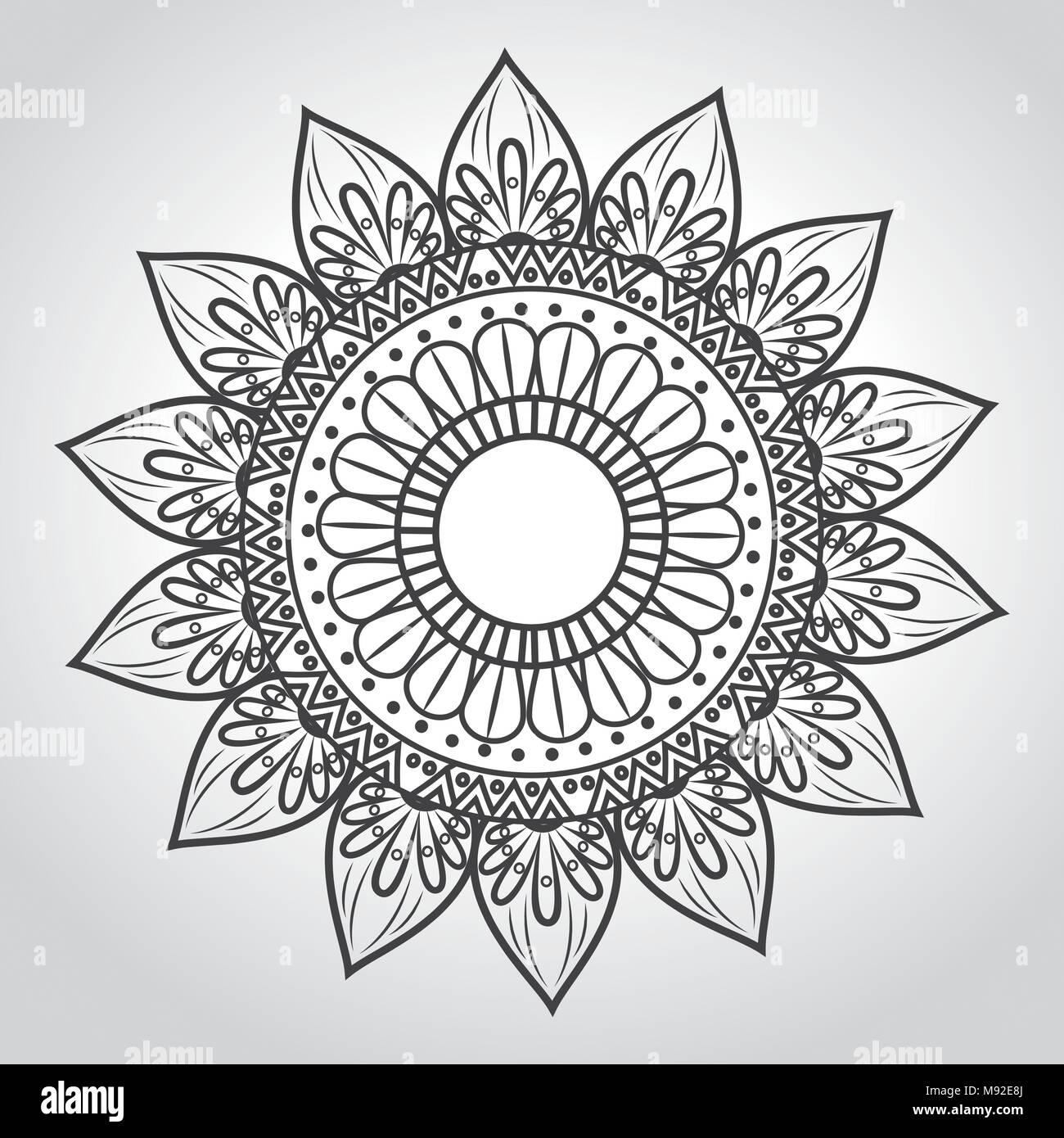 bohemian background design stock vector image art alamy https www alamy com bohemian background design image177690706 html
