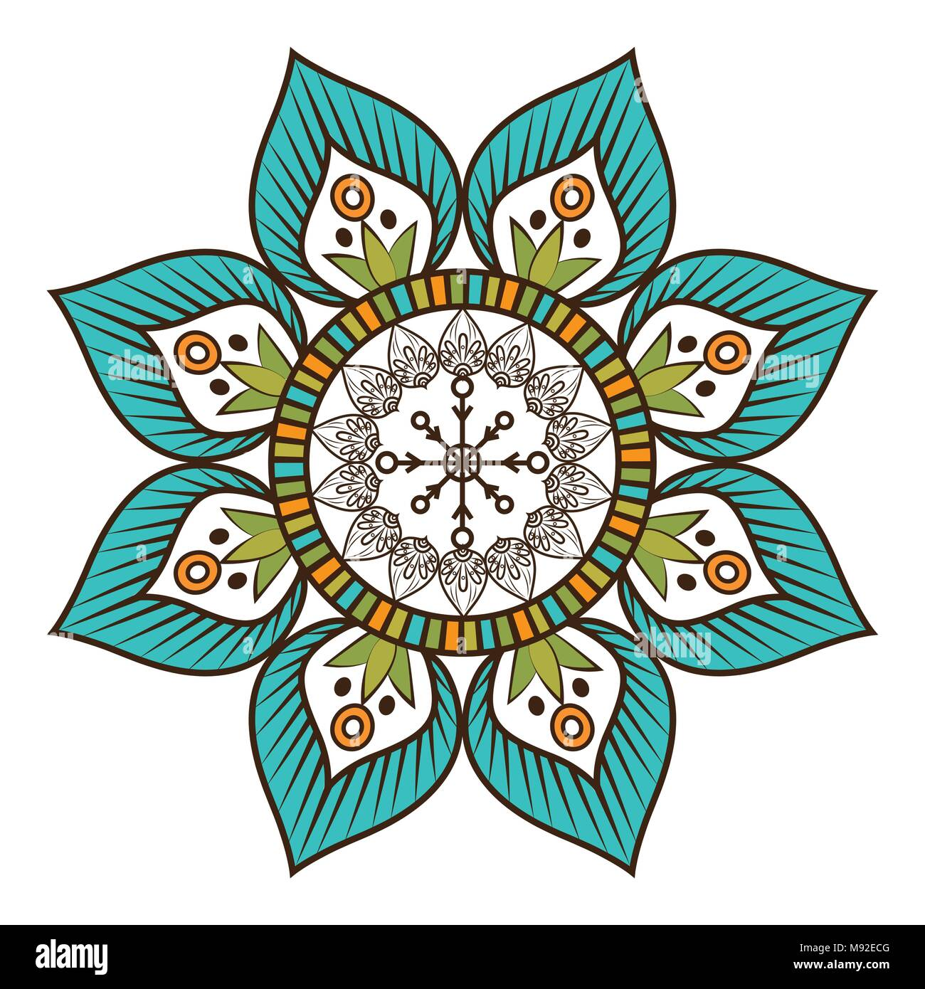 bohemian background design stock vector image art alamy https www alamy com bohemian background design image177690816 html