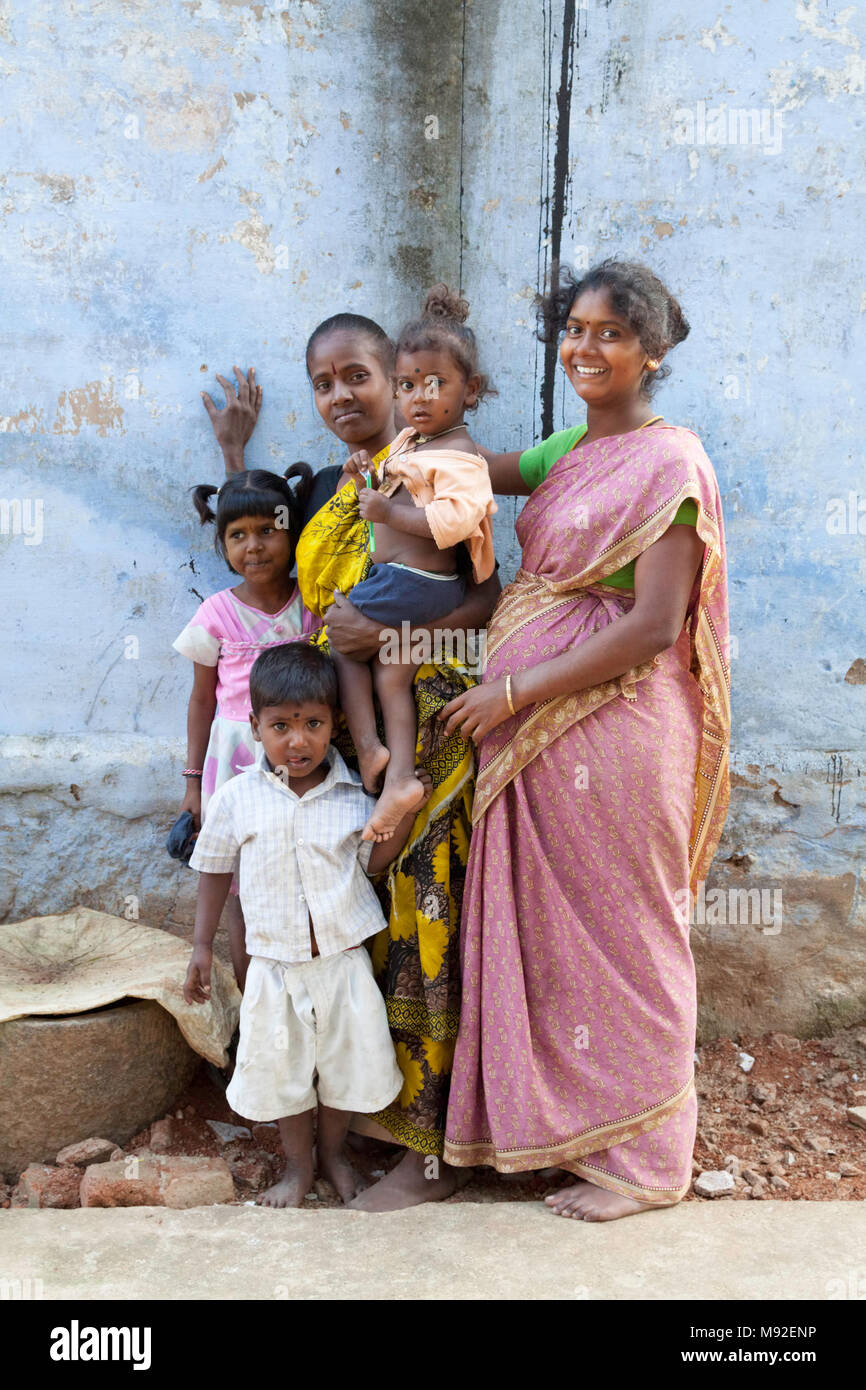 Tamil Family Stock Photos & Tamil Family Stock Images - Alamy