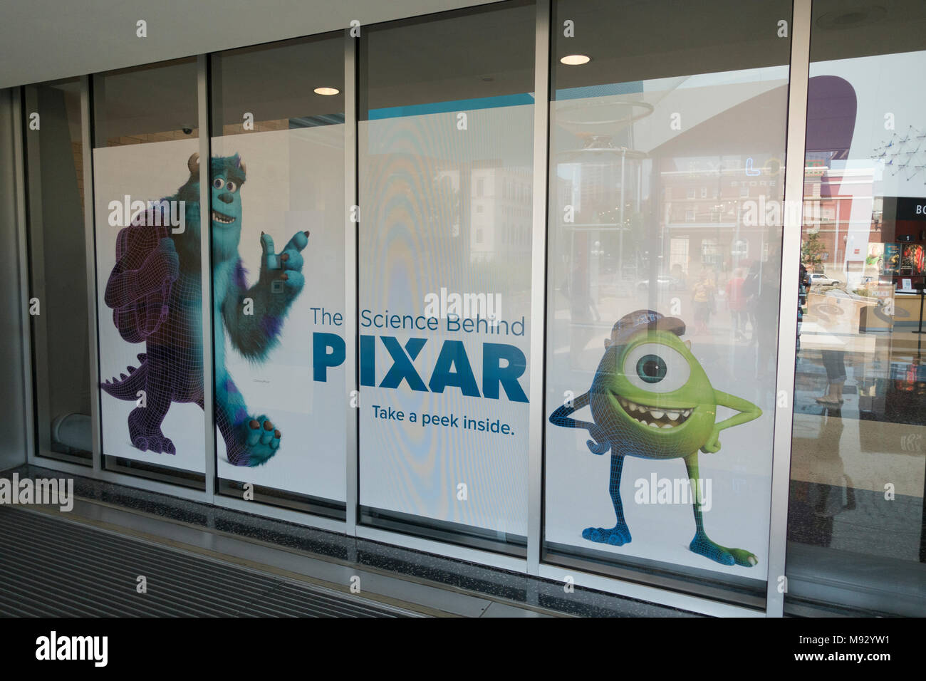 Monsters Inc Stock Photos & Monsters Inc Stock Images - Alamy