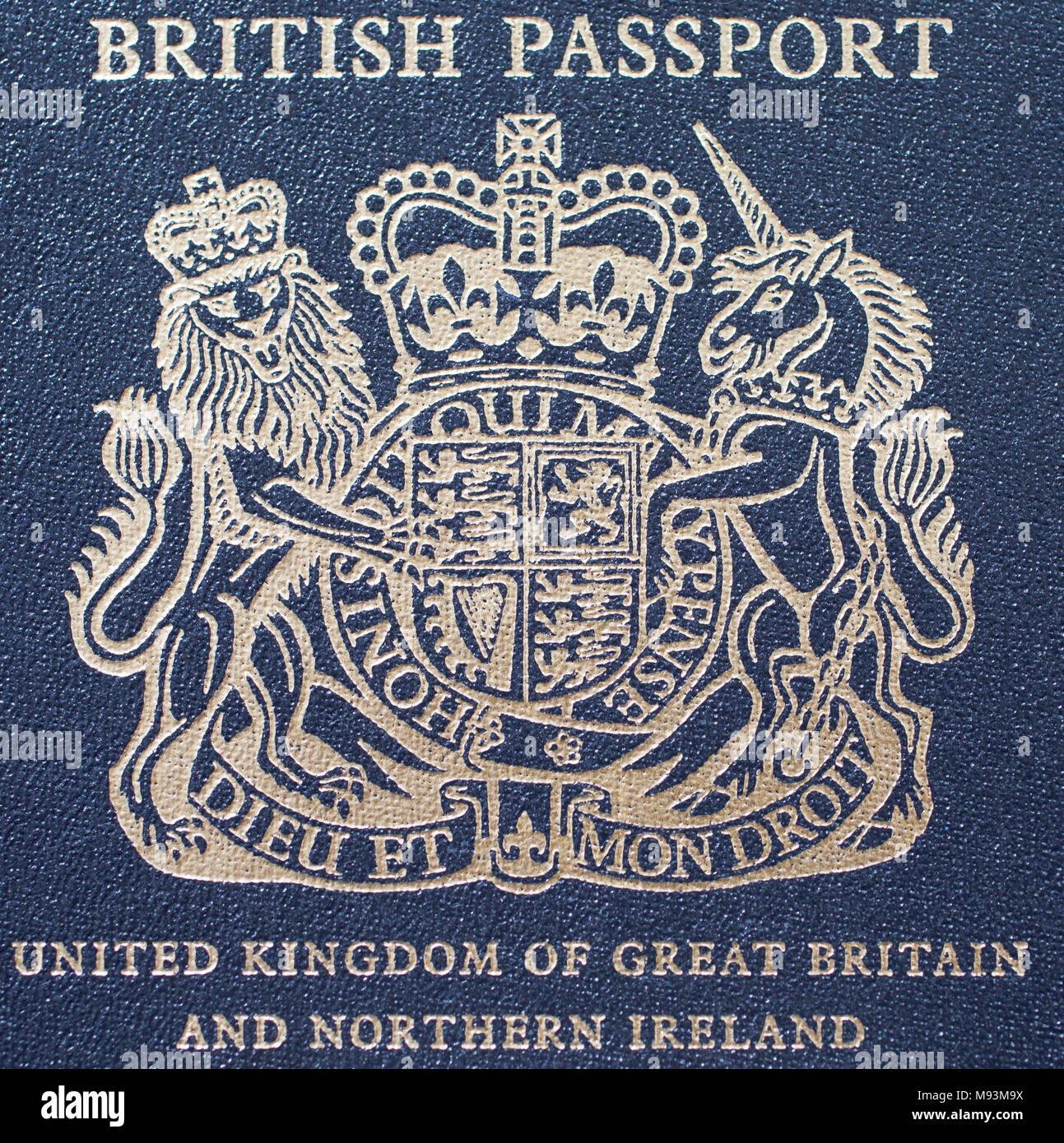 Uk Passport Office Stock Photos & Uk Passport Office Stock
