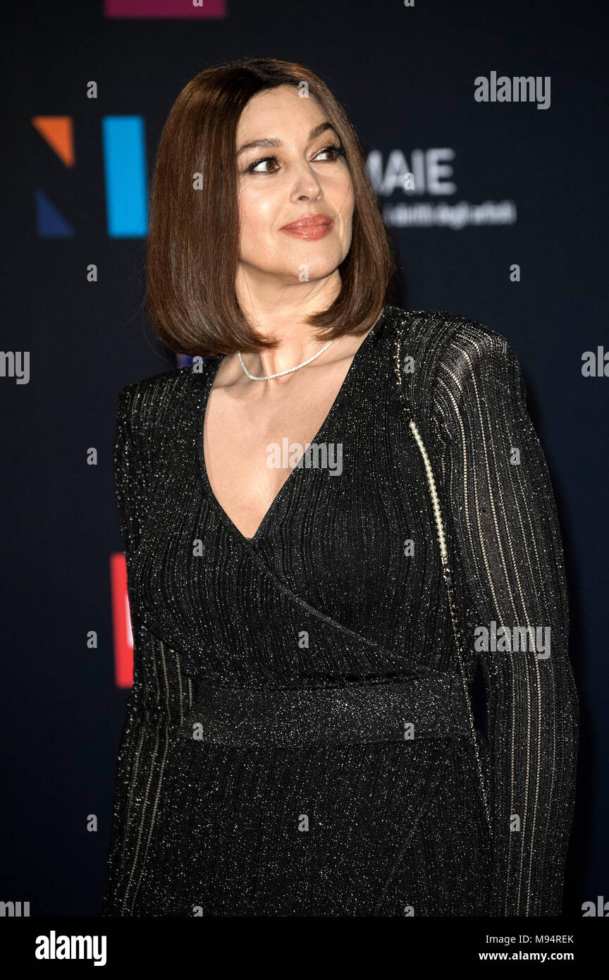 Monica Bellucci 2018 Stock Photos & Monica Bellucci 2018 ...