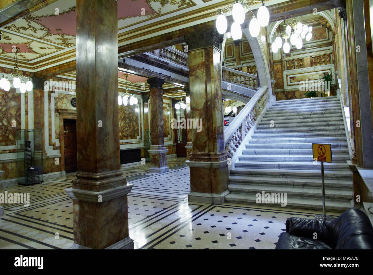 Old staircase victorian stock photos old staircase - Apple store victoria gardens appointment ...