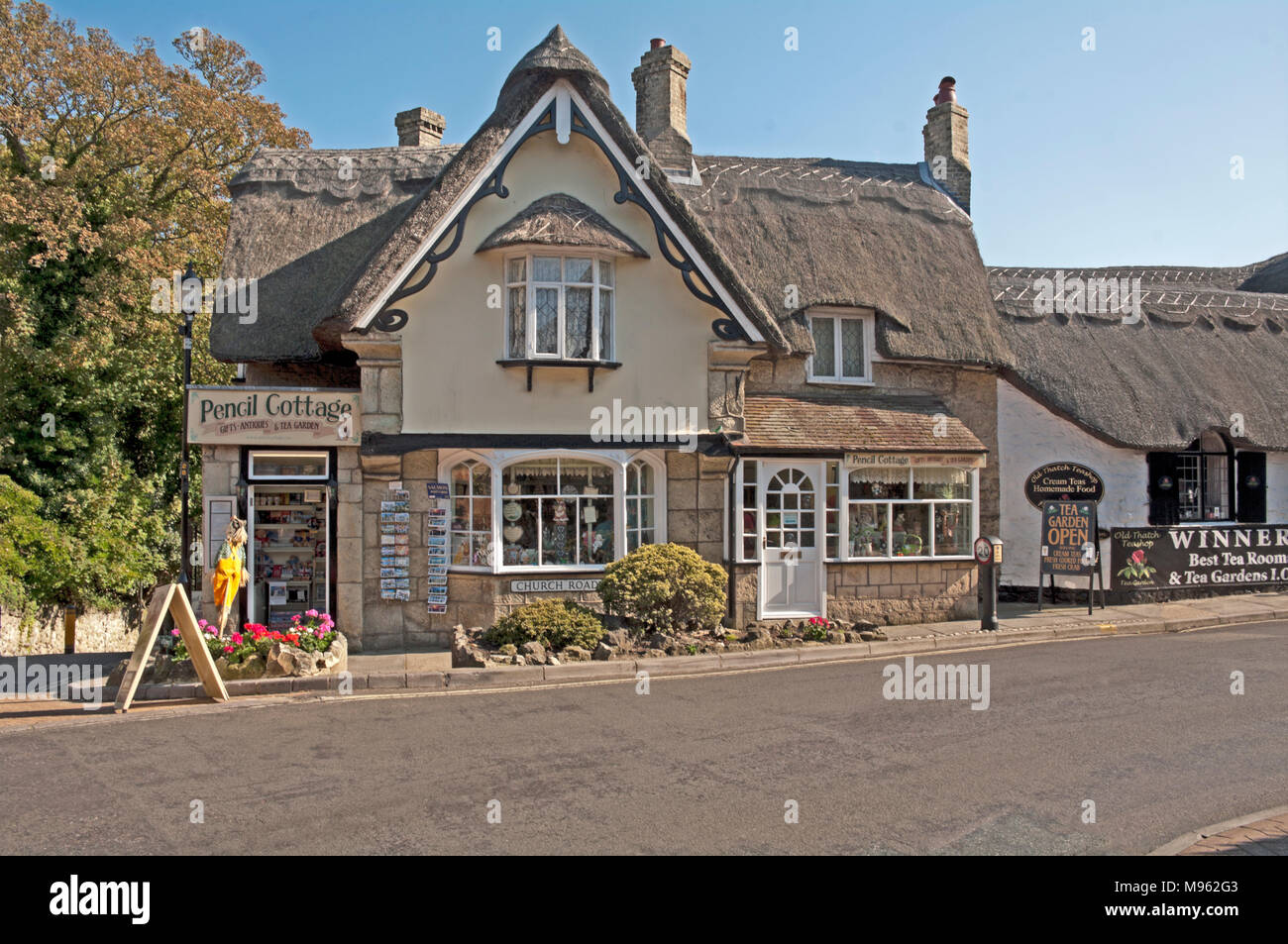 The Old Thatch Tea Rooms Shanklin
