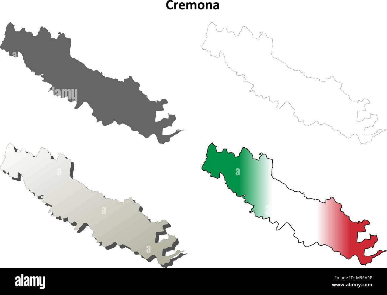 Italy Province Of Cremona Stock Photos Italy Province Of Cremona