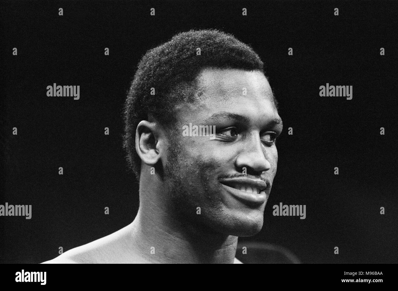 The Fight of the Century (also known as The Fight) is the title boxing writers and historians have given to the boxing match between champion Joe Frazier (26–0, 23 KOs) and challenger Muhammad Ali (31–0, 25 KOs), held on March 8, 1971, at Madison Square Garden in New York City. Frazier won in 15 rounds via unanimous decision. It was the first time that two undefeated boxers fought each other for the heavyweight title. (Picture) Joe Frazier at the Weigh-in for 'The Fight of the Century.' 8th March 1971 - Stock Image