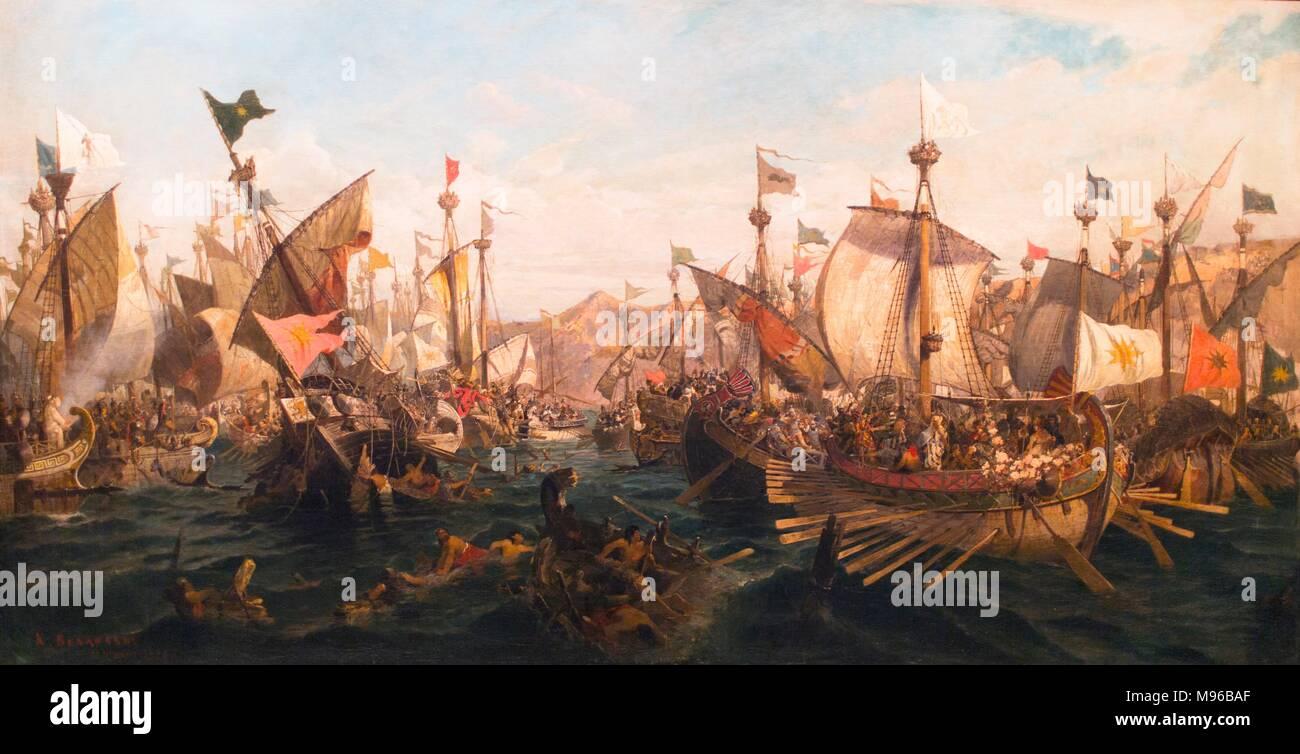 Battle Of Salamis Stock Photos & Battle Of Salamis Stock ...