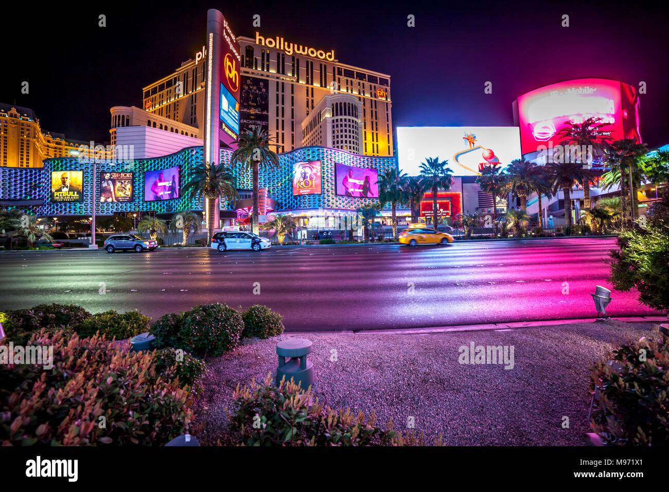 Planet Hollywood Vegas Stock Photos & Planet Hollywood Vegas
