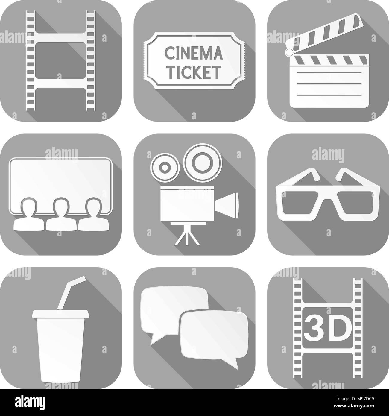 Movie Theater Ticket Stock Photos Movie Theater Ticket Stock
