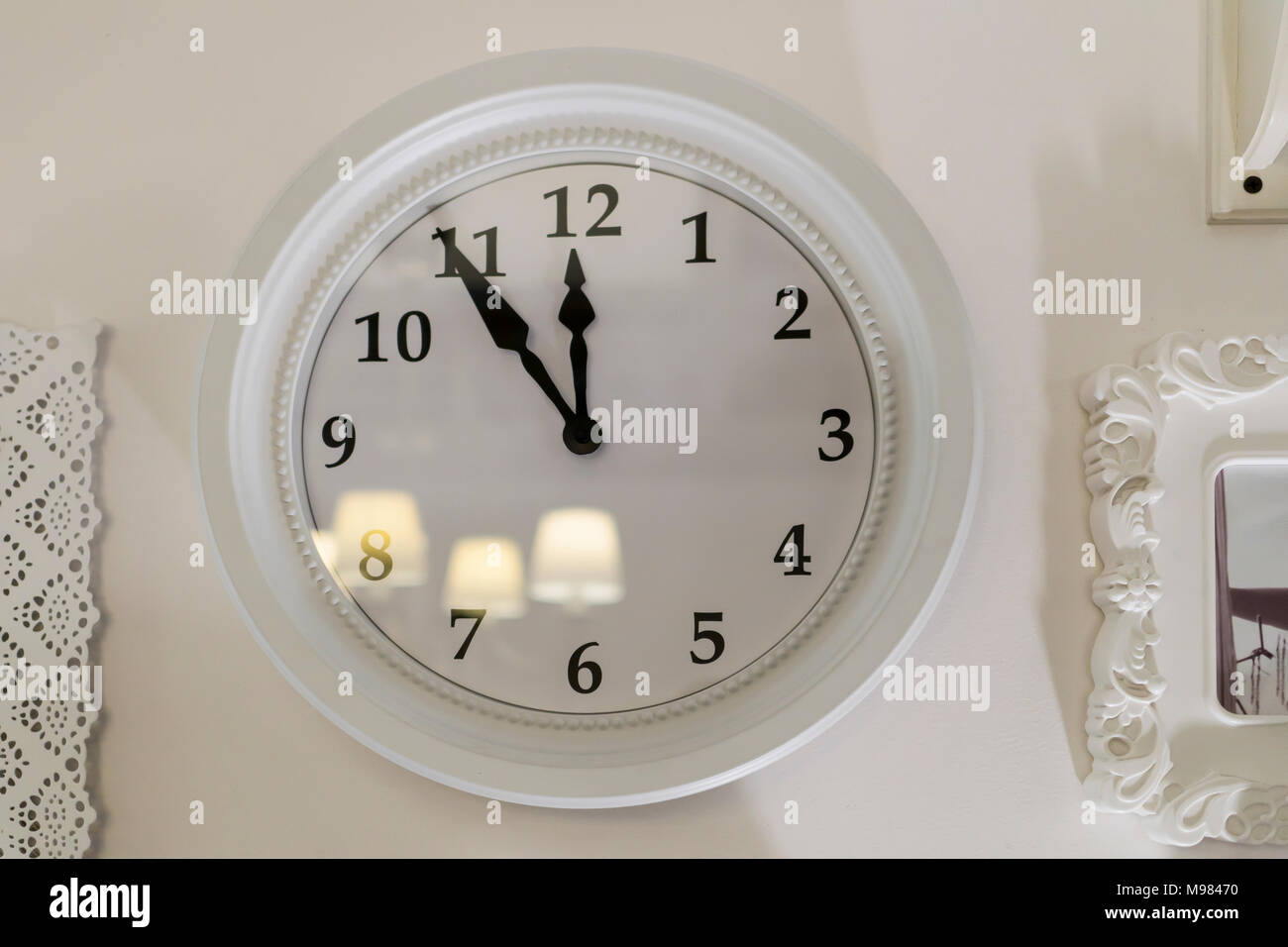 Clock Hours Minutes Stock Photos Clock Hours Minutes Stock Images