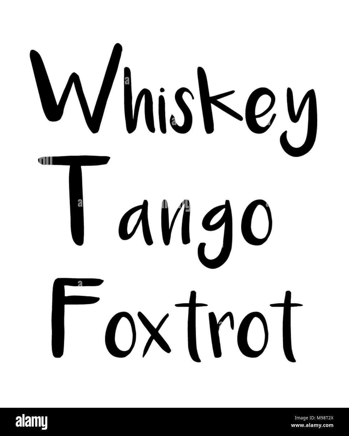 Whiskey Tango Foxtrot Movie Quote