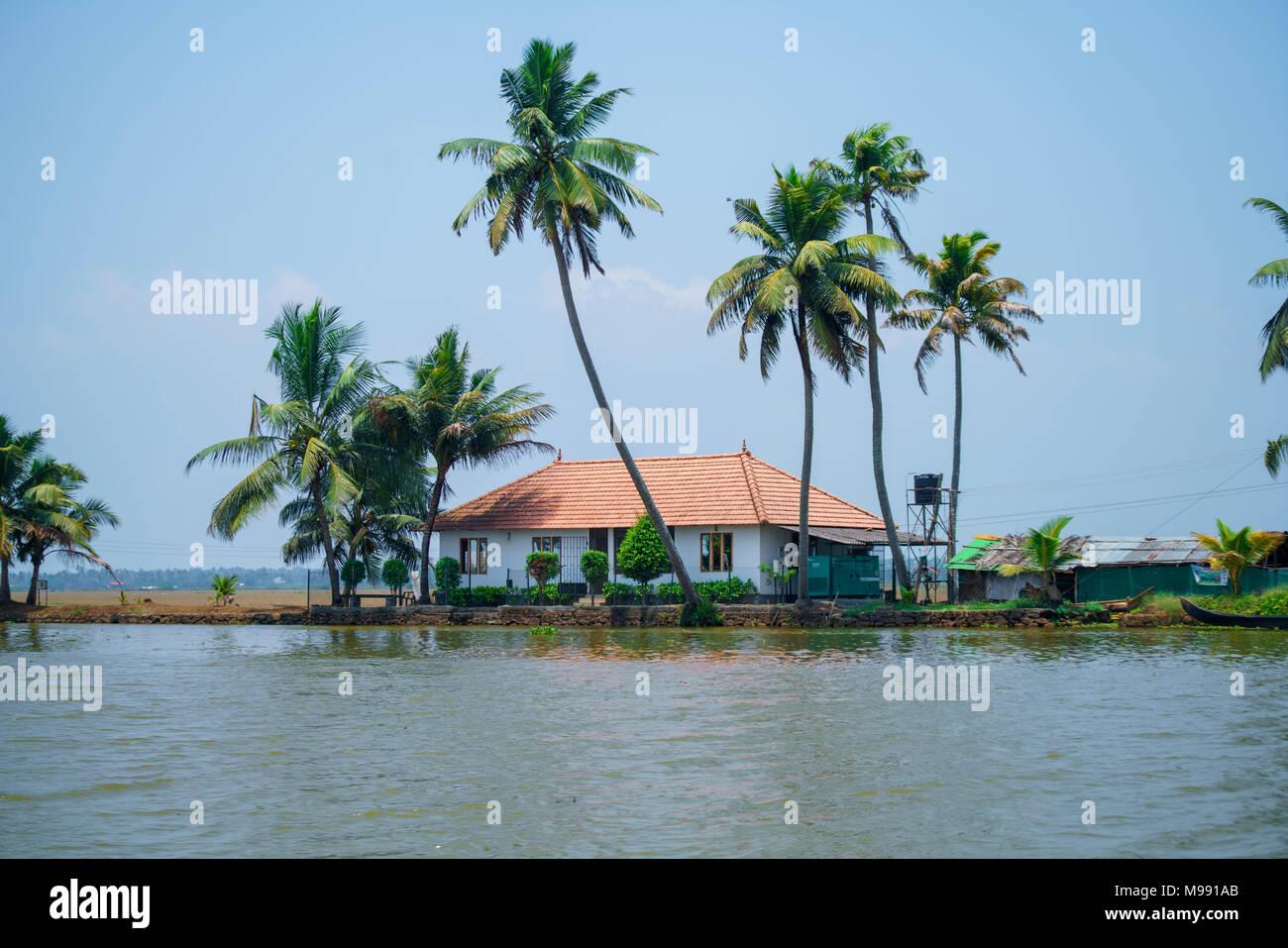 Village house Village india - Stock Image