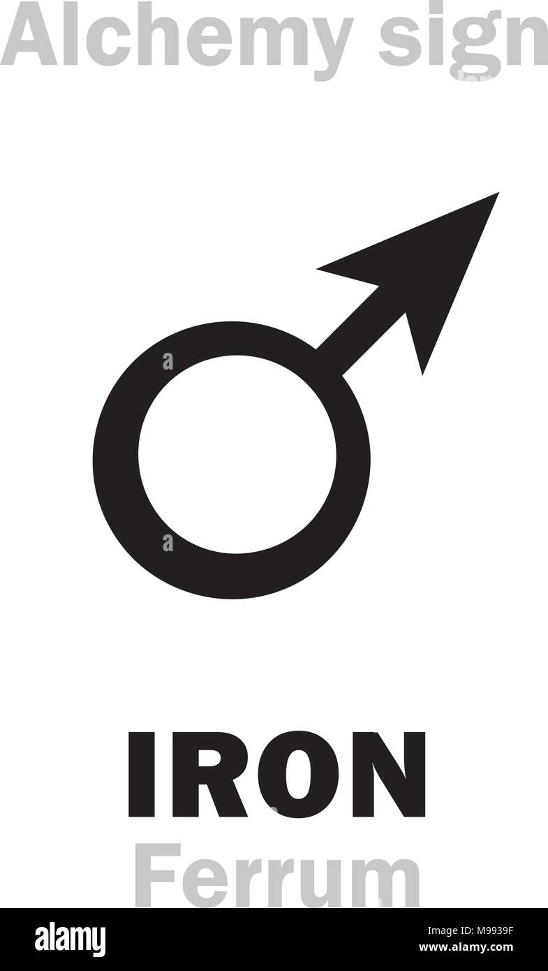 Iron Ore Stock Vector Images Alamy