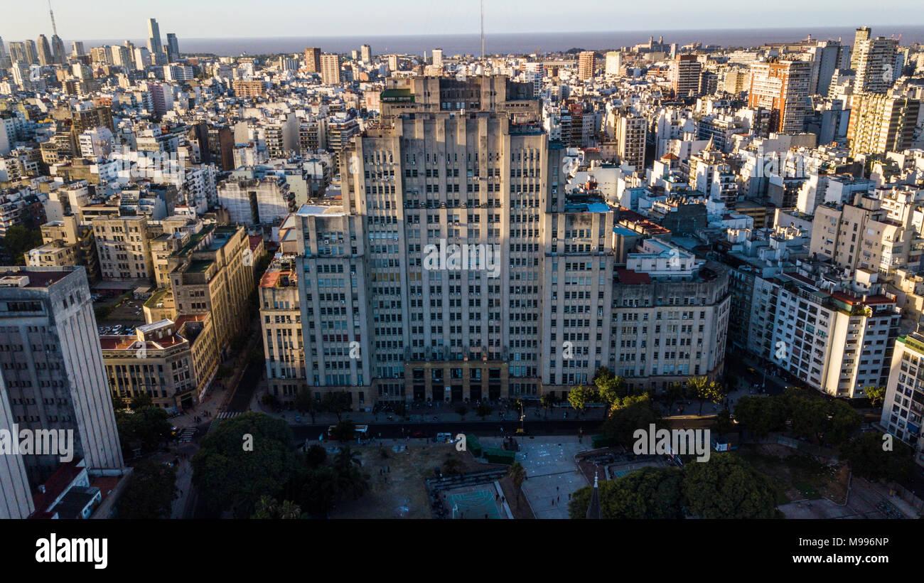 Faculty of Medicine, UBA, Medical School, University of Buenos Aires, - Stock Image