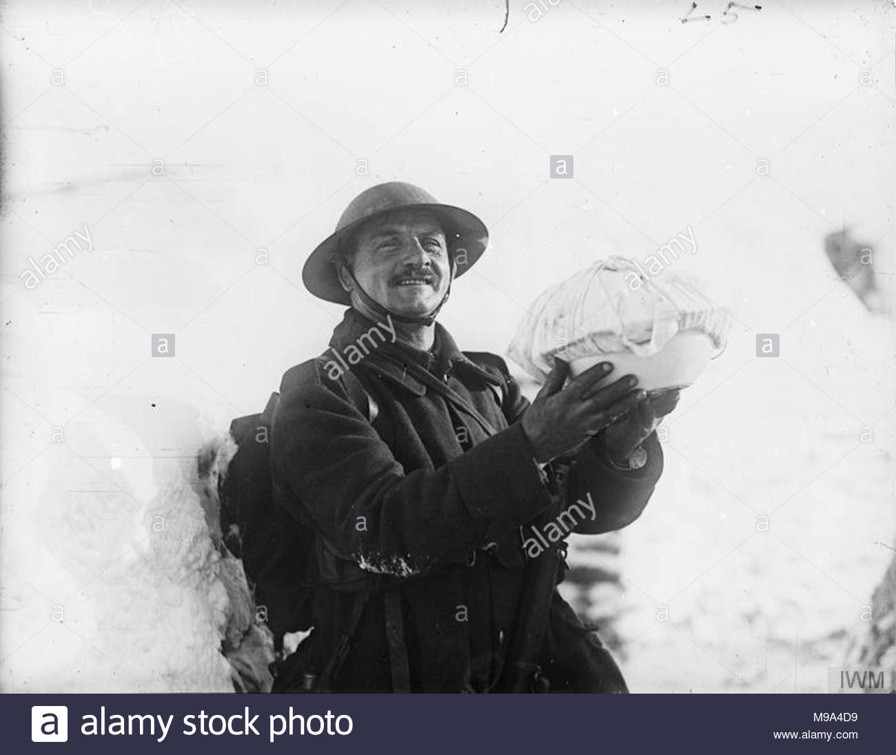Christmas In Trenches 1914 Stock Photos & Christmas In Trenches 1914 ...