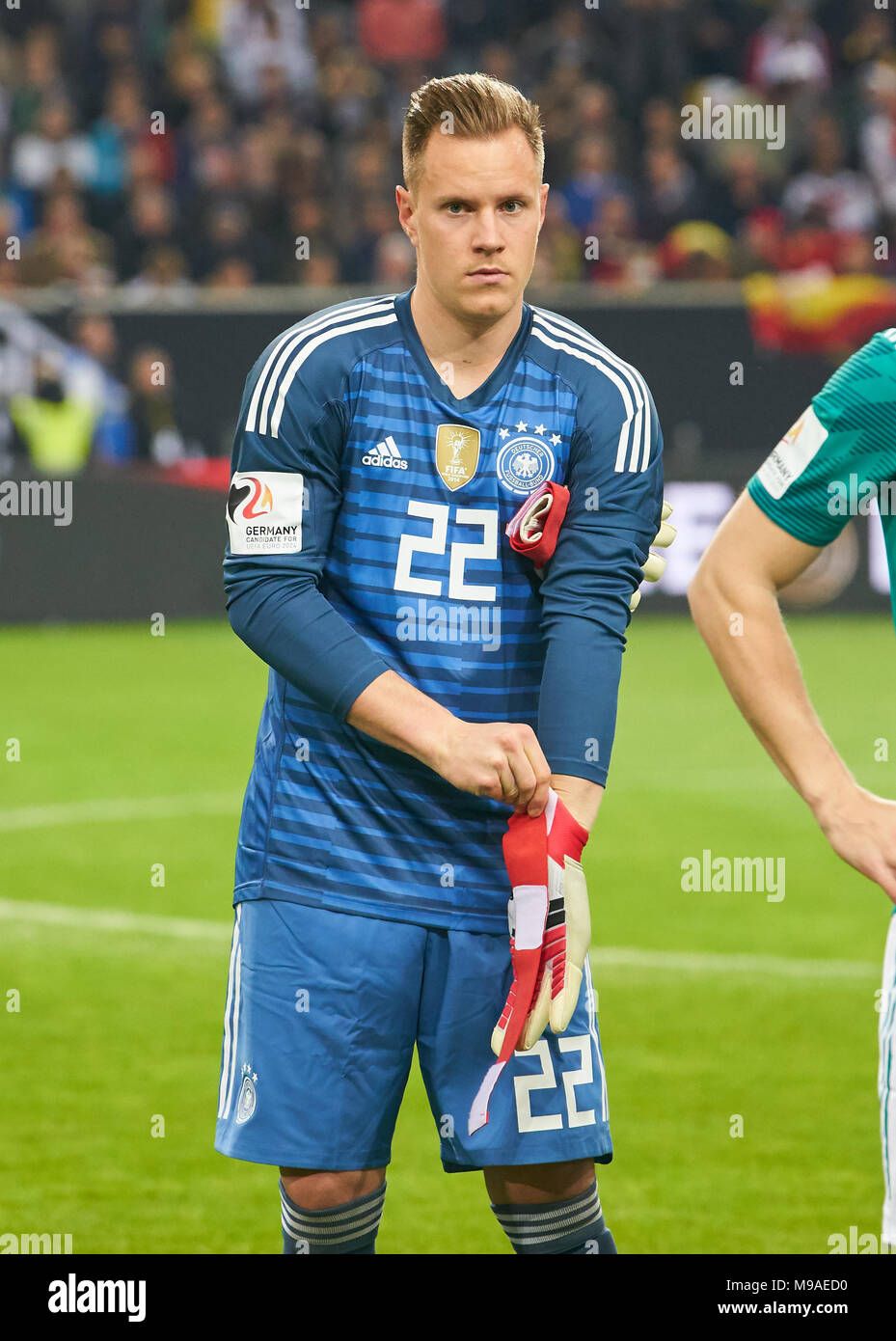 86c8d01a9 Marc Andre Ter Stegen Germany 2017 Stock Photos   Marc Andre Ter ...