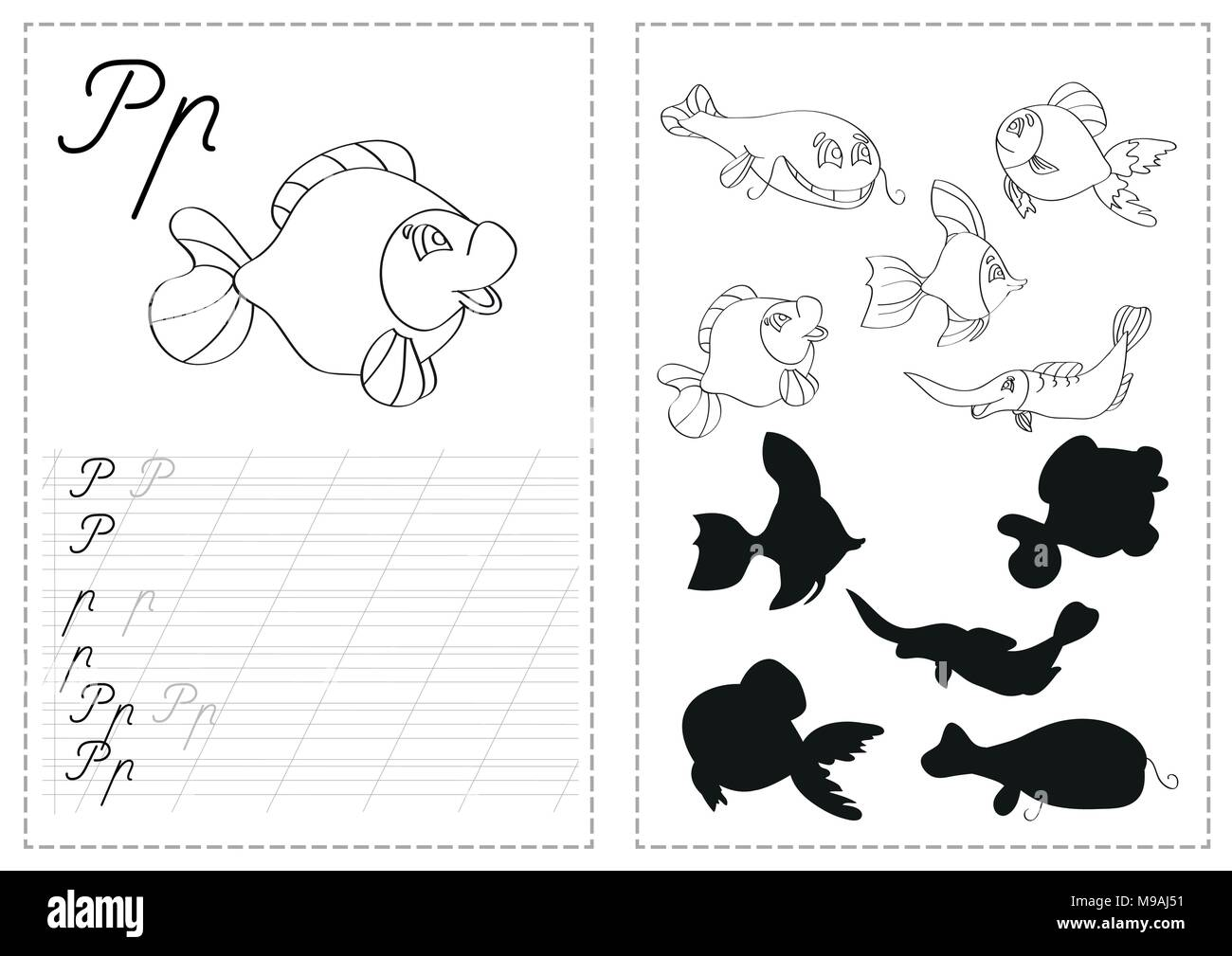 Vocabulary Stock Vector Images - Alamy