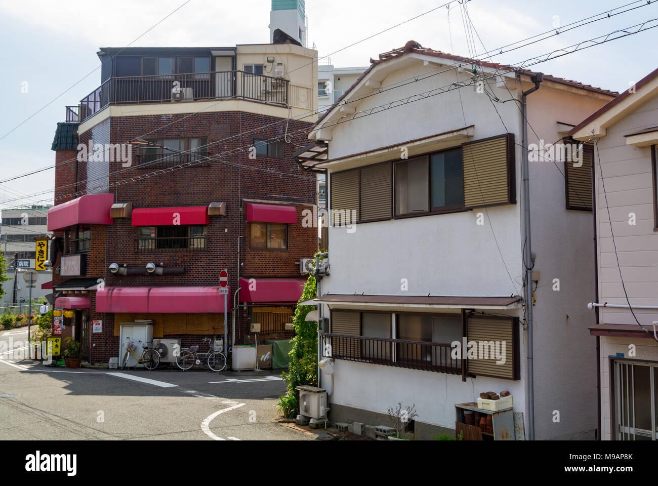 Street scene kobe hyogo prefecture japan stock photo 177872595 street scene kobe hyogo prefecture japan publicscrutiny Images