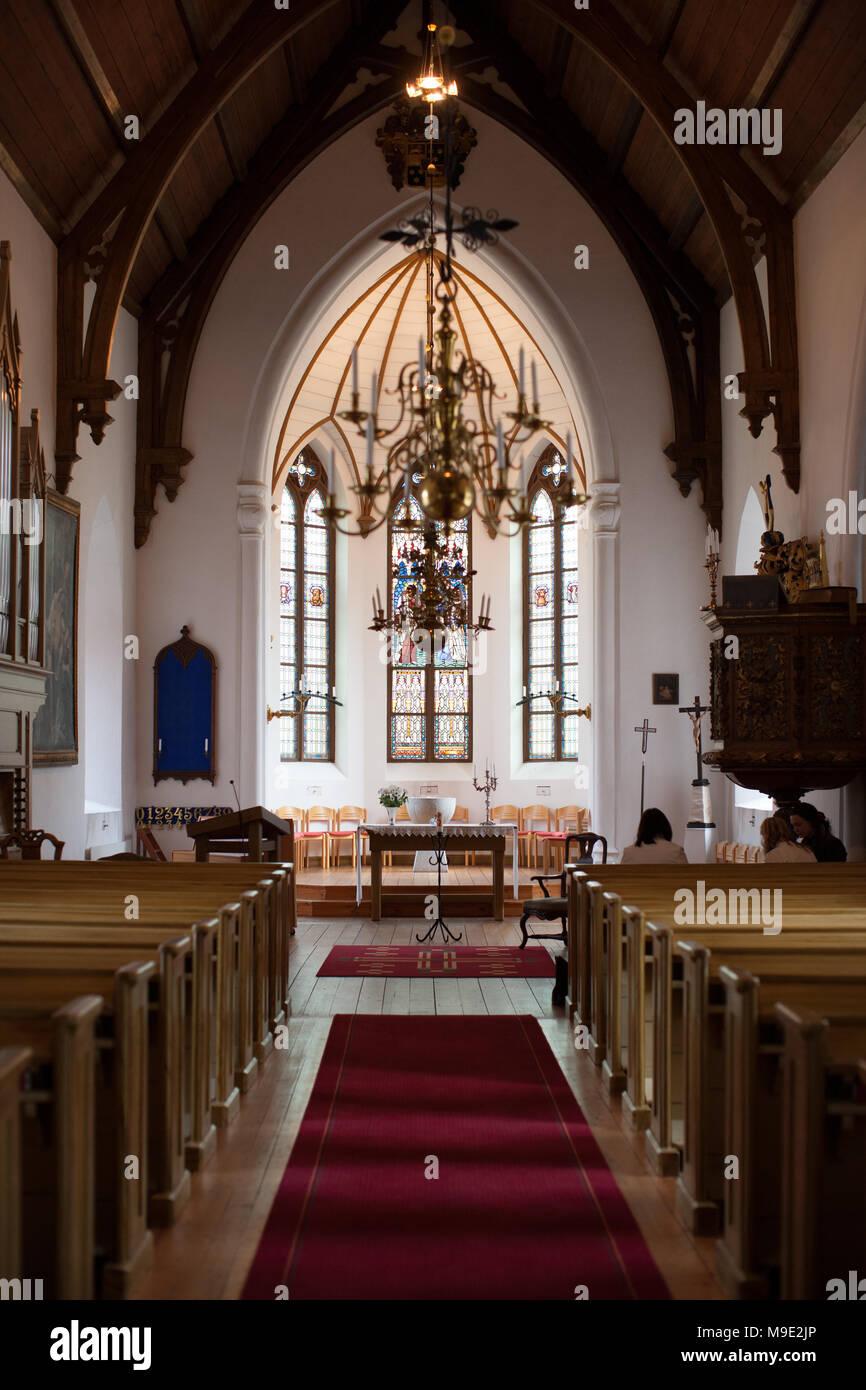Churches - Nykvarns kommun