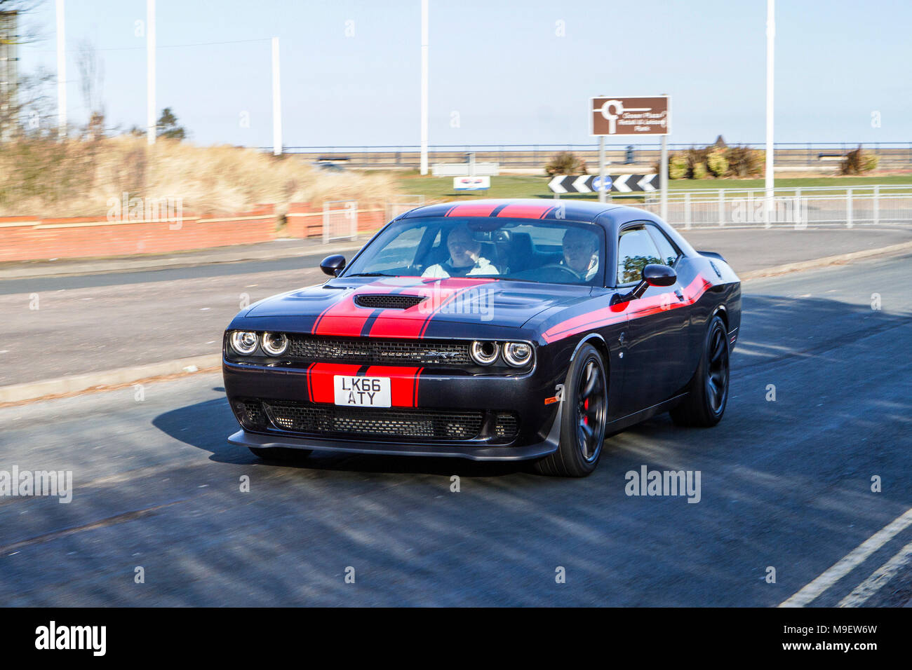 Air Transport American Muscle Car Stock Photos & Air Transport ...