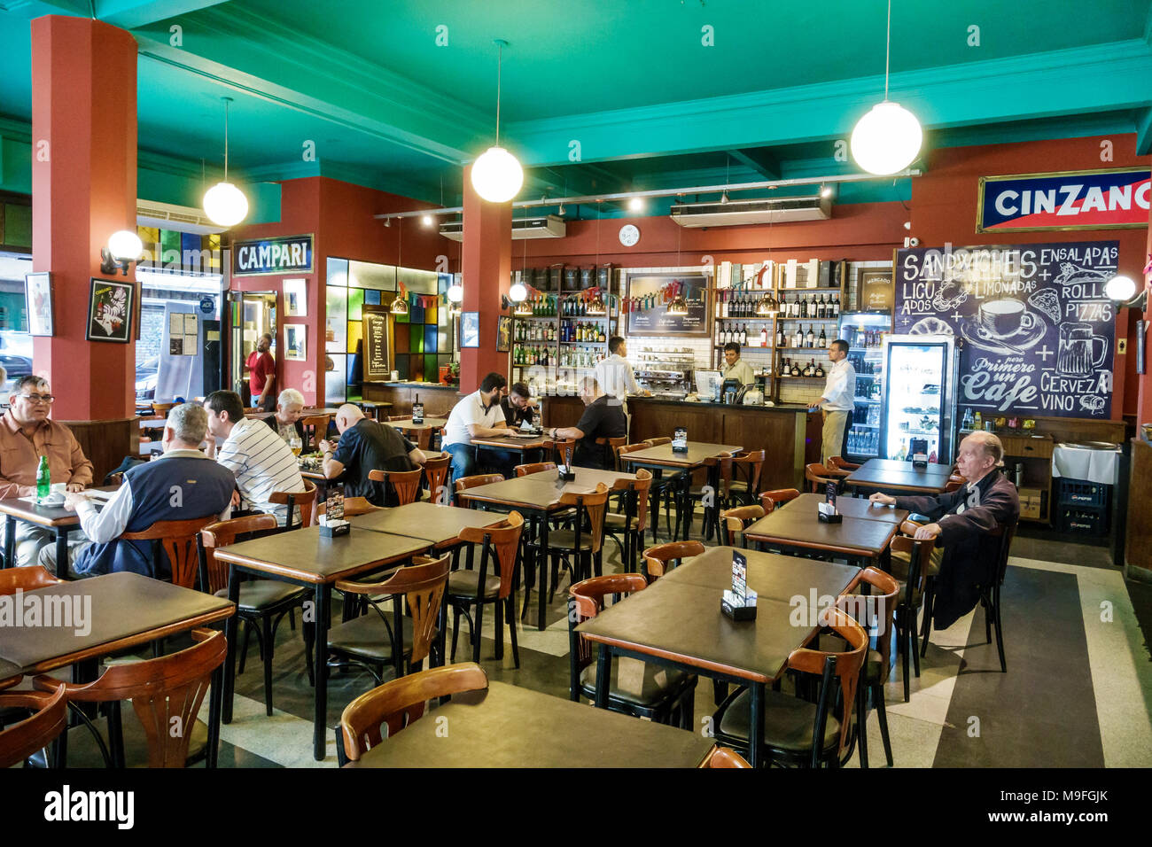 Argentinean Restaurant Stock Photos & Argentinean Restaurant Stock ...