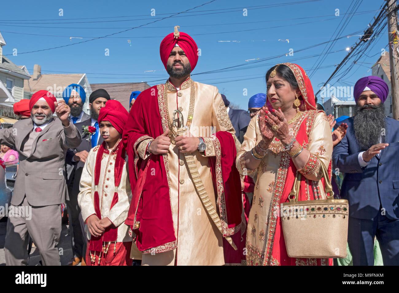 Punjabi Wedding Stock Photos & Punjabi Wedding Stock Images