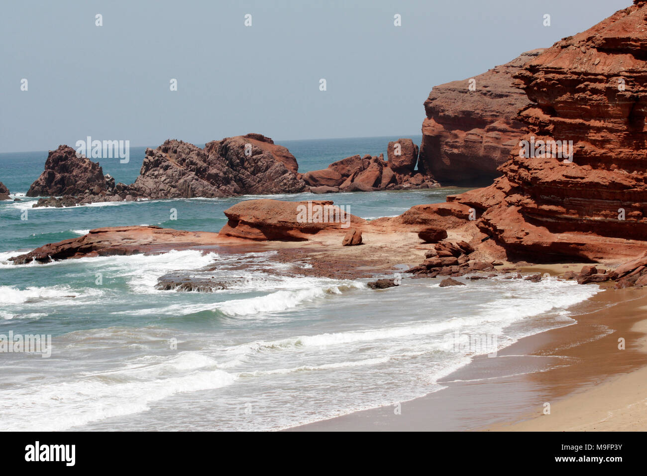 Western Sahara, Morocco, Maghreb Stock Photo