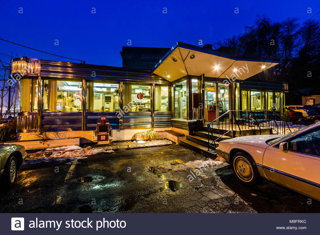 Diner Stools Stock Photos Amp Diner Stools Stock Images Alamy