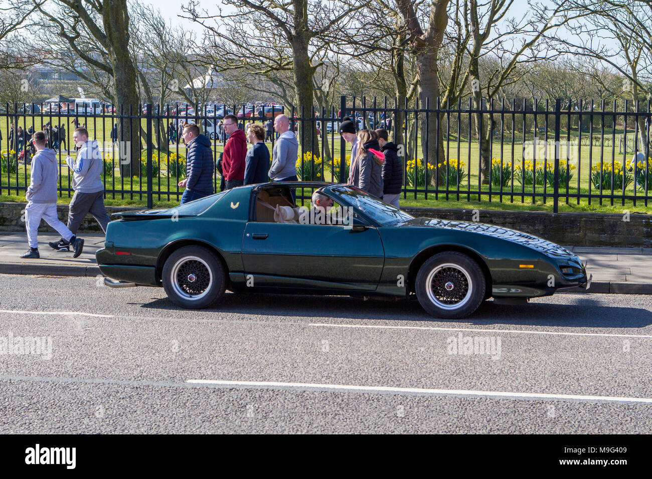 North West Muscle Car Show Stock Photos North West Muscle Car Show - American muscle car show 2018