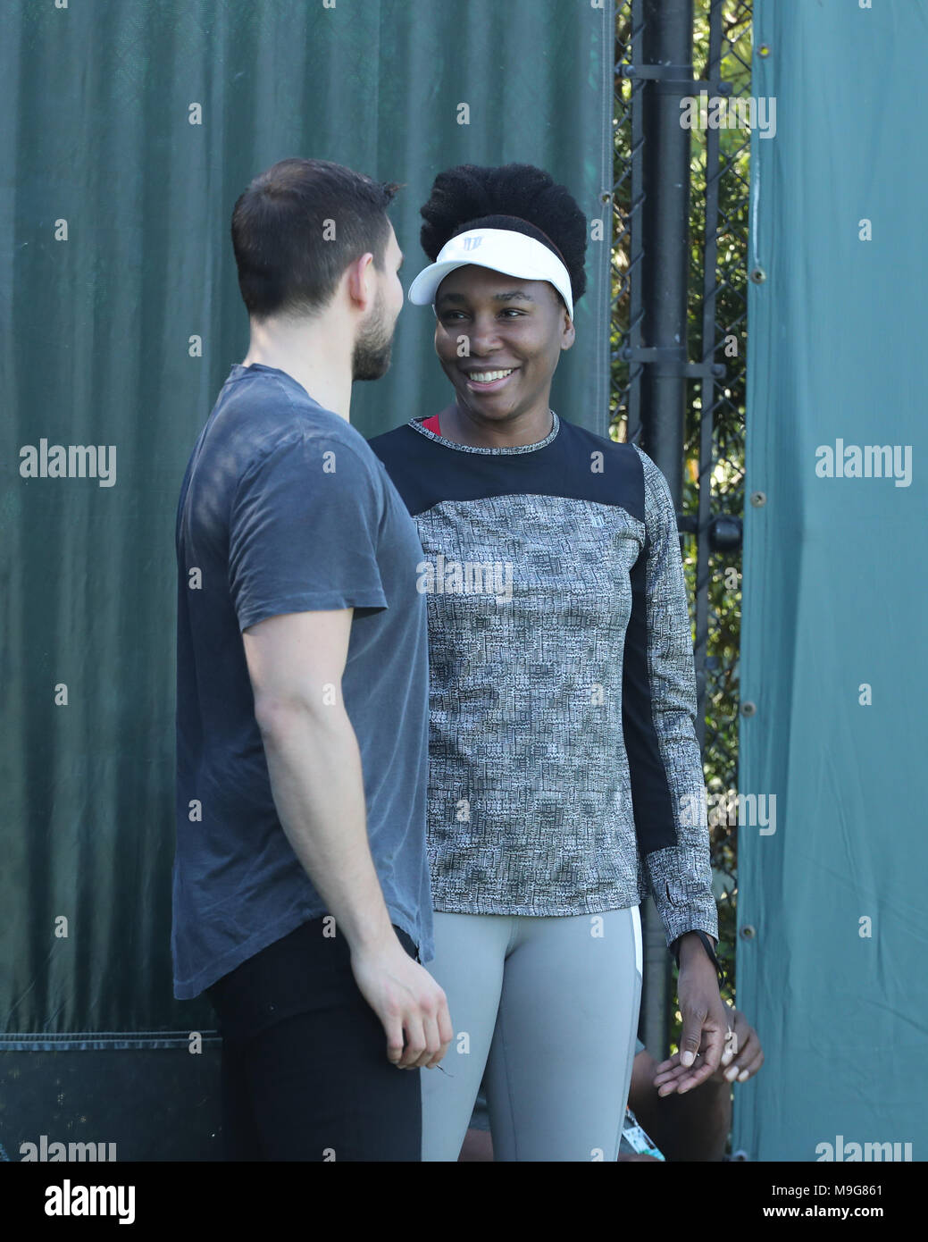Venus Williams and boyfriend millionaire Nicholas Hammond