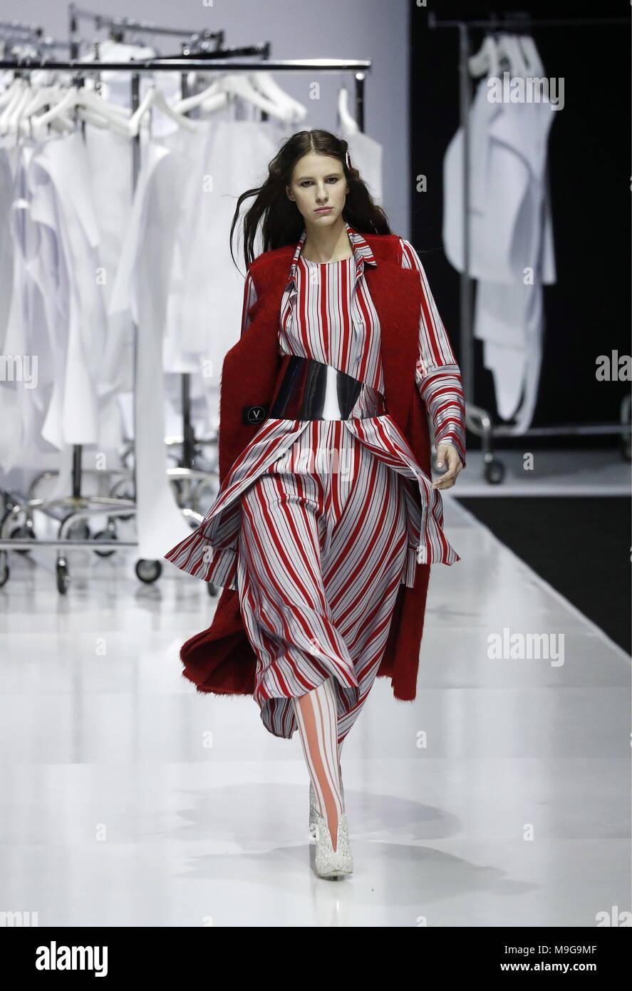 Moscow fashion week 2018 мамба работа для девушек