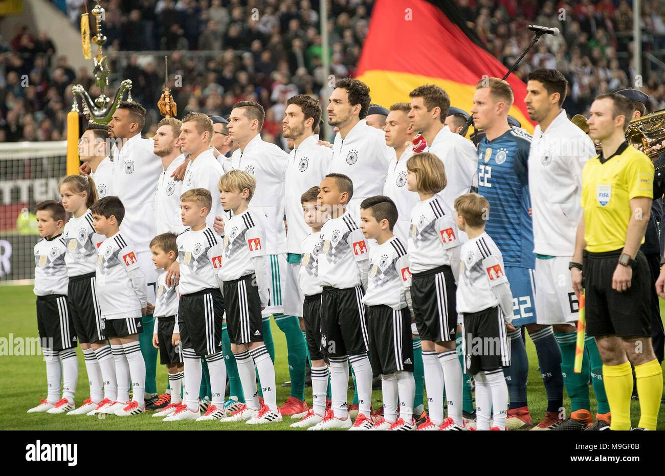 Thomas Muller And Mesut Ozil Stock Photos   Thomas Muller And Mesut ... cc48f2b7bb143