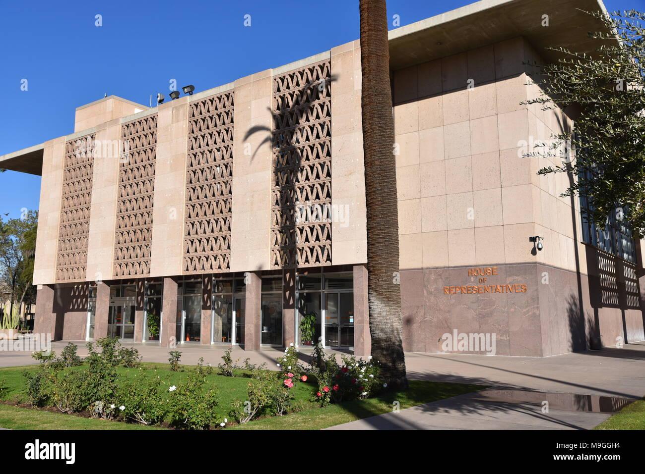Arizona State Representatives >> Arizona House Of Representatives Arizona State Capitol