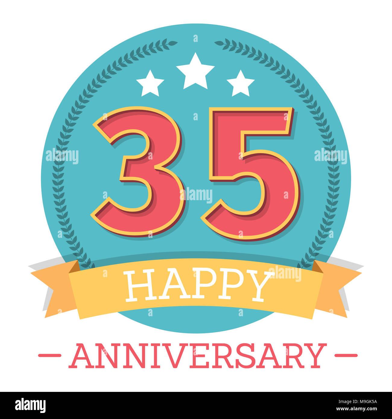 35 Birthday Icon Vector Stock Photos 35 Birthday Icon Vector Stock