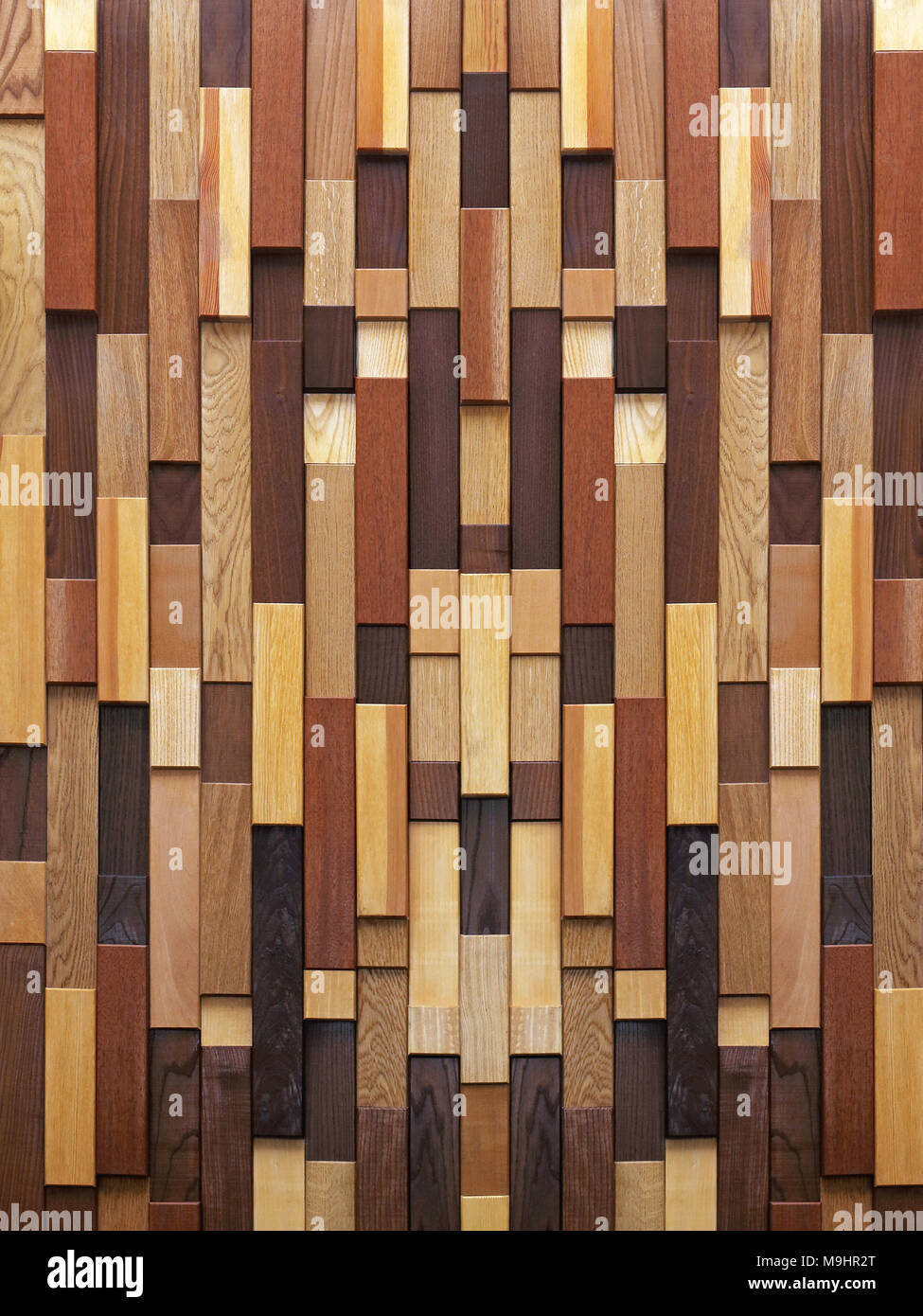 Wood Texture Made With Wooden Tiles Background Stock Photo ...