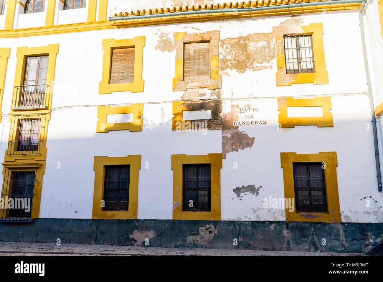 Centre of seville stock photos centre of seville stock for Seville house