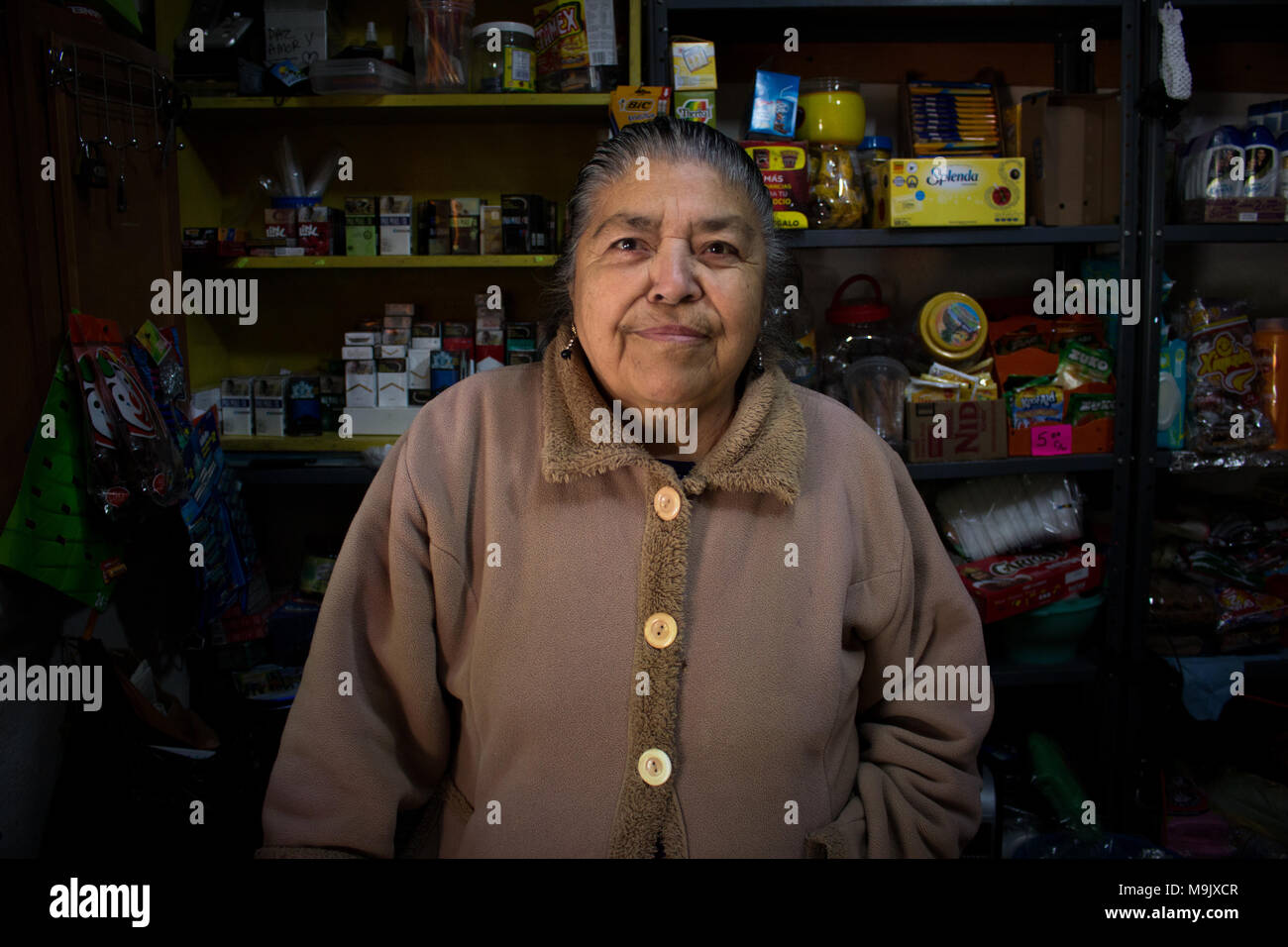 new mexico store clerk