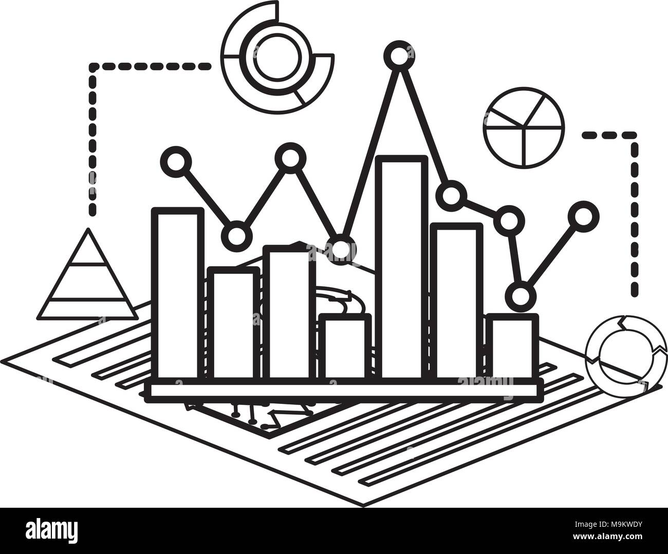 Pyramid Infographic Template Stock Photos & Pyramid Infographic ...