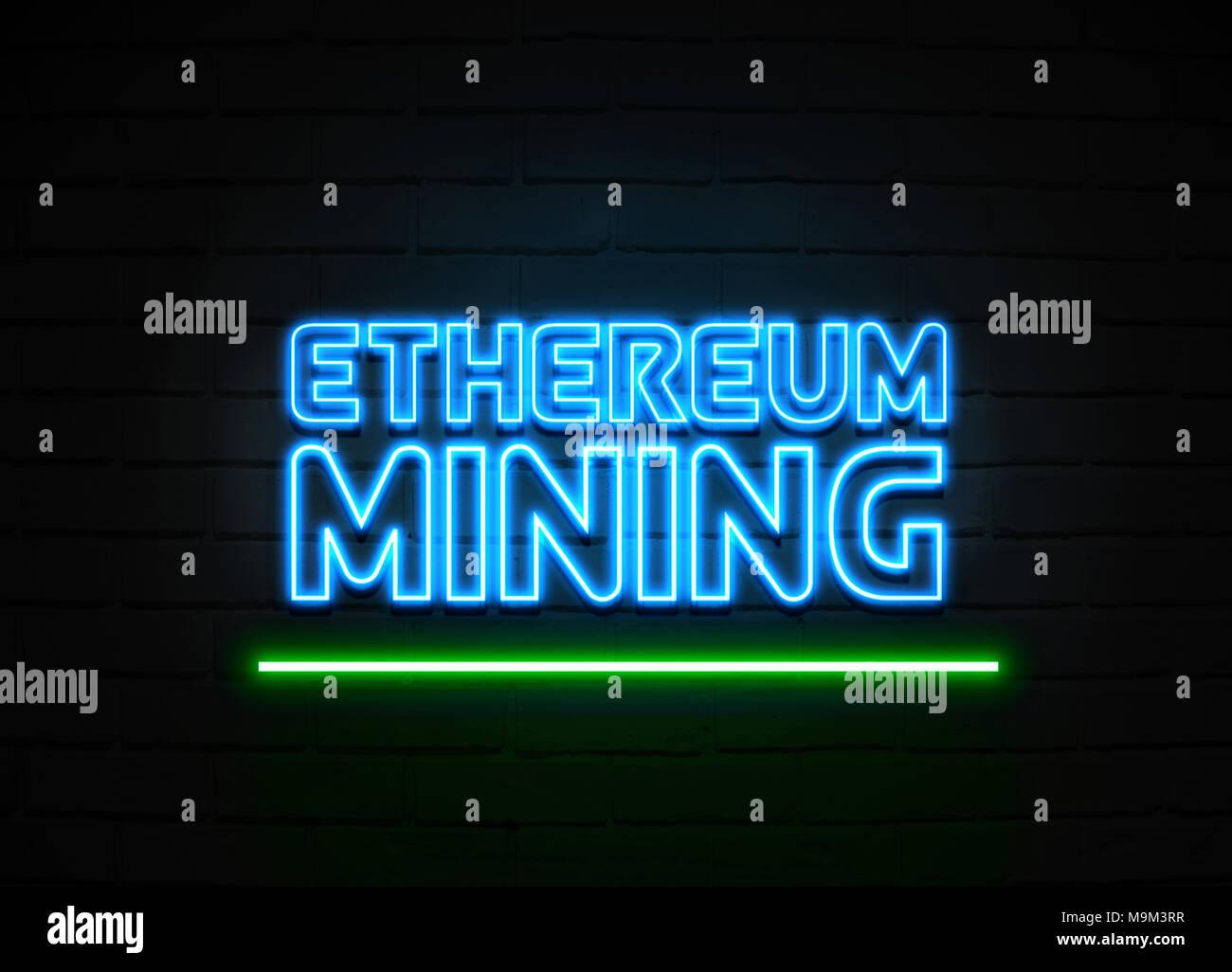 Ethereum Mining Stock Photos & Ethereum Mining Stock Images