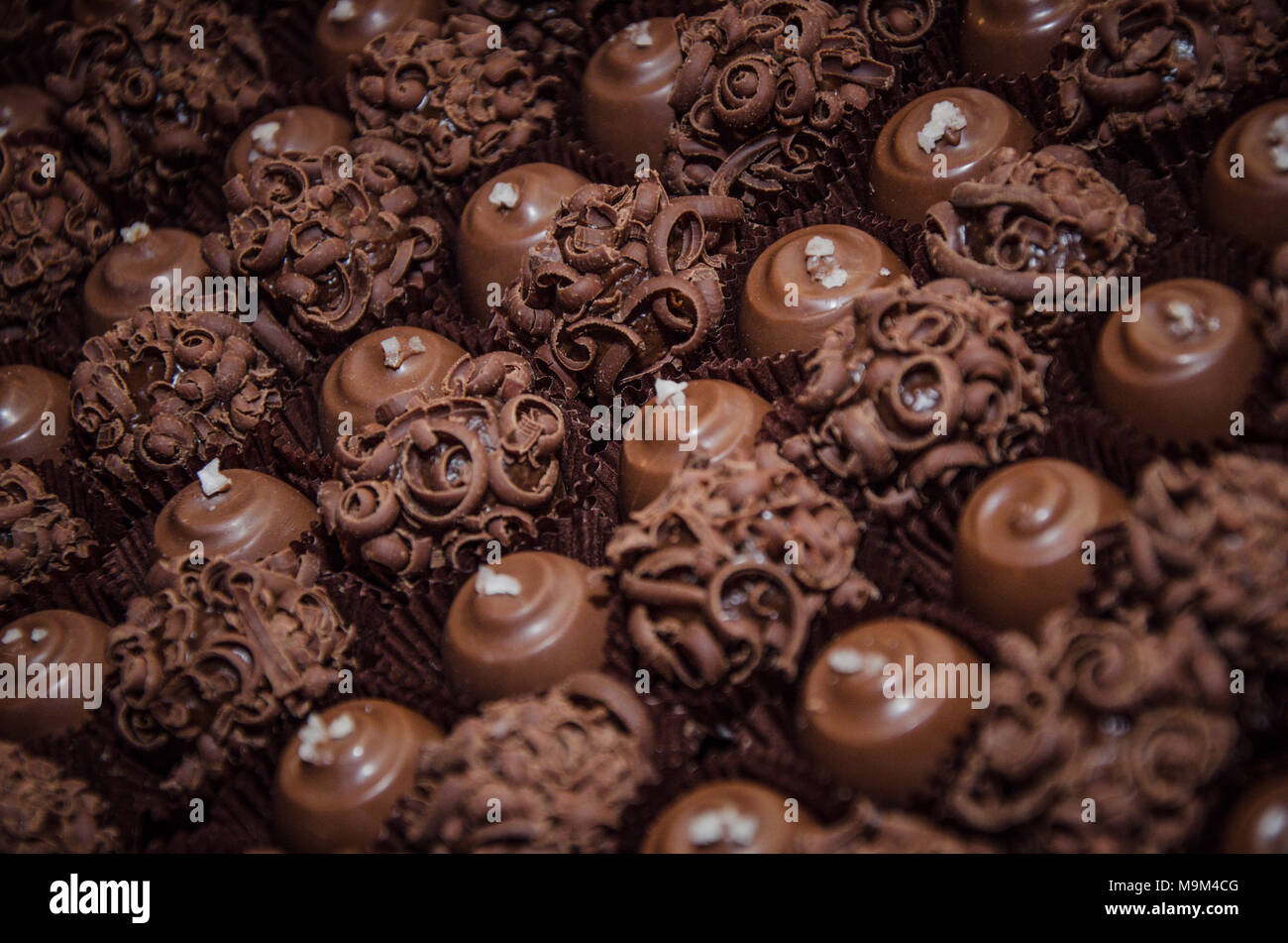 Stupendous Chocolate Truffle On The Wedding Candy Table Stock Photo Download Free Architecture Designs Embacsunscenecom