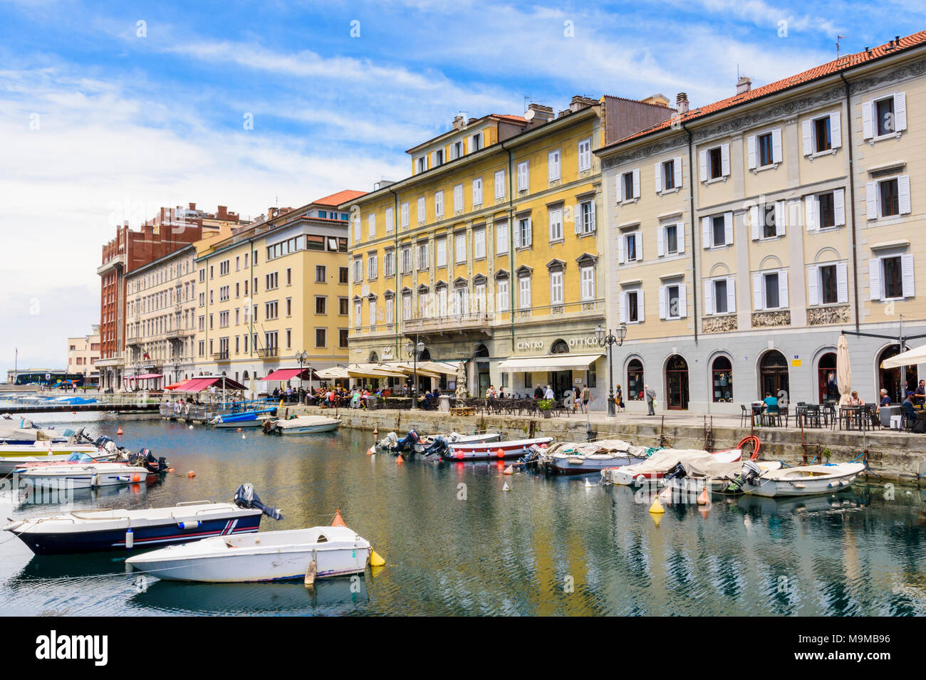 Girls in Trieste
