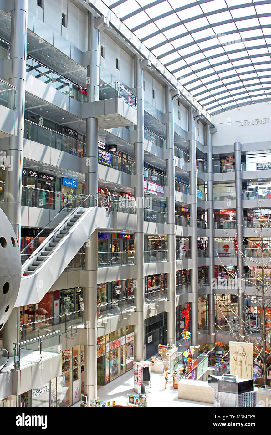 Shopping centers in Odessa region: a selection of sites
