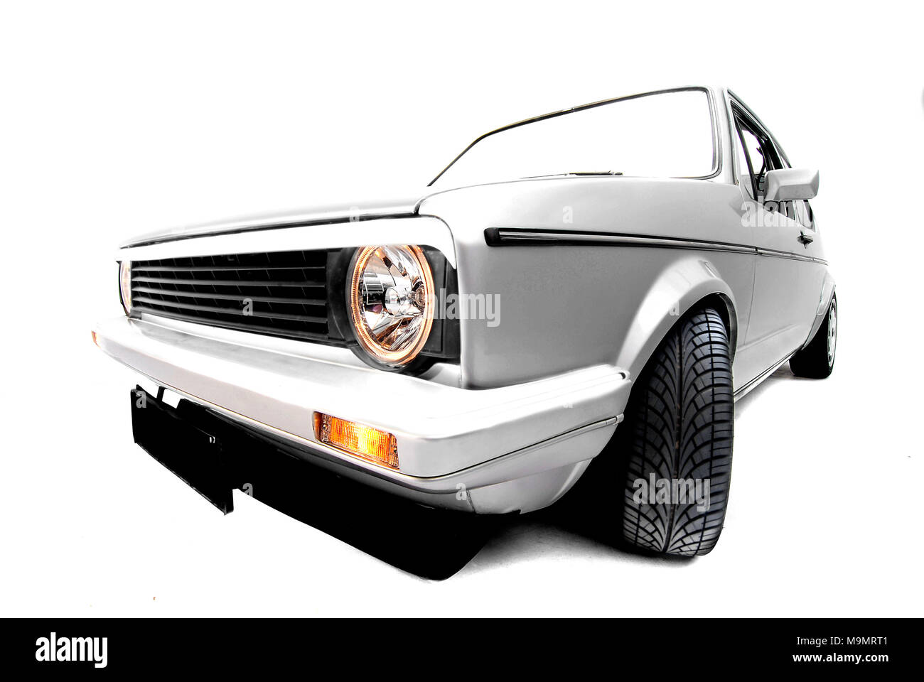 Vw Golf 1 High Resolution Stock Photography And Images Alamy