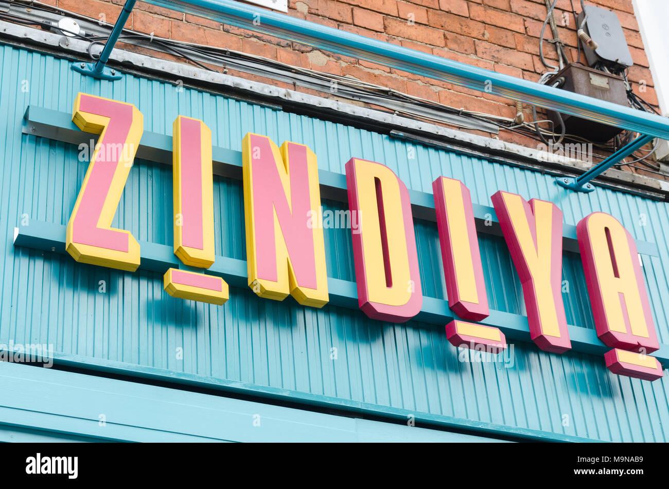Zindiya Streatery And Bar Indian Street Food Restaurant In