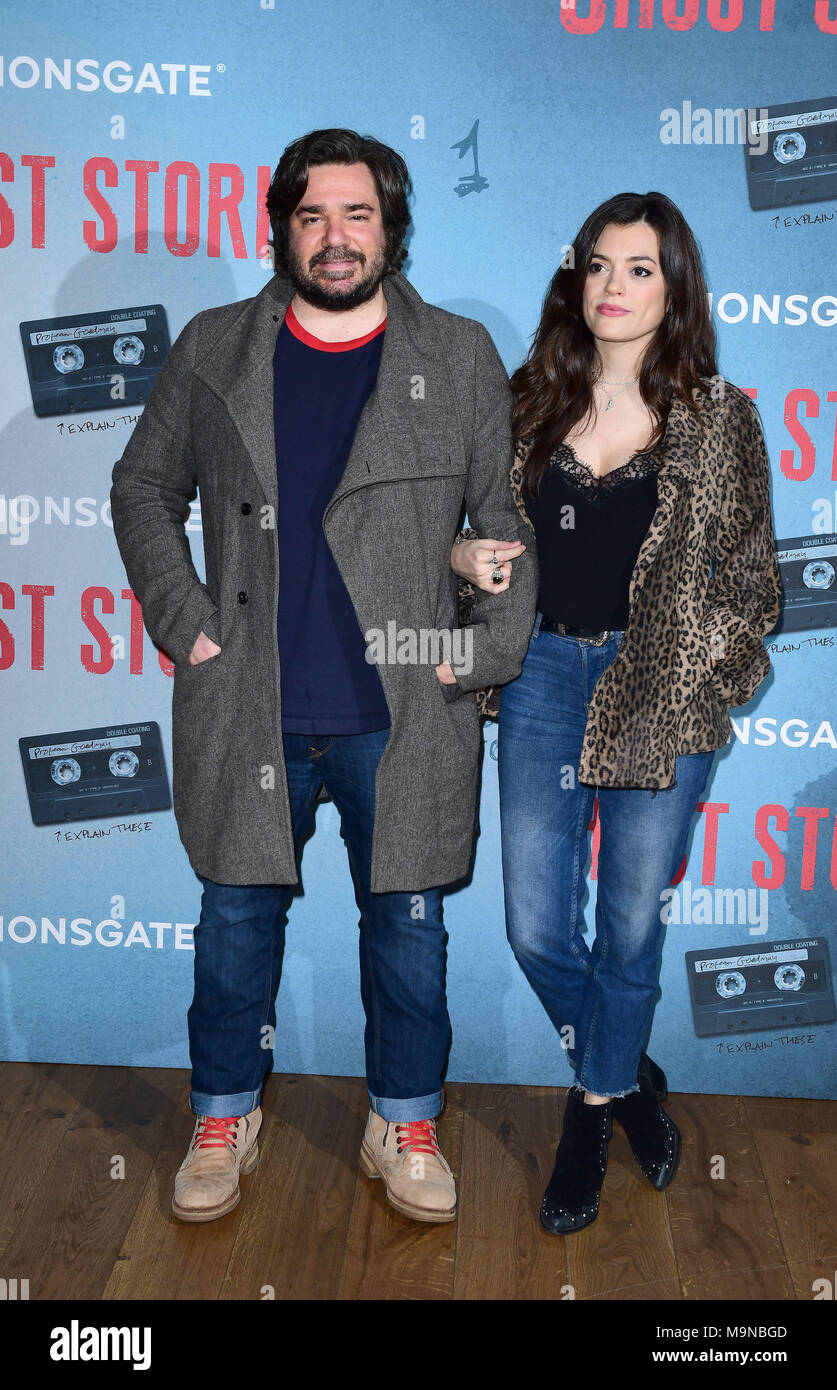 Matt Berry At A Special Screening Of Ghost Stories At The Vue West