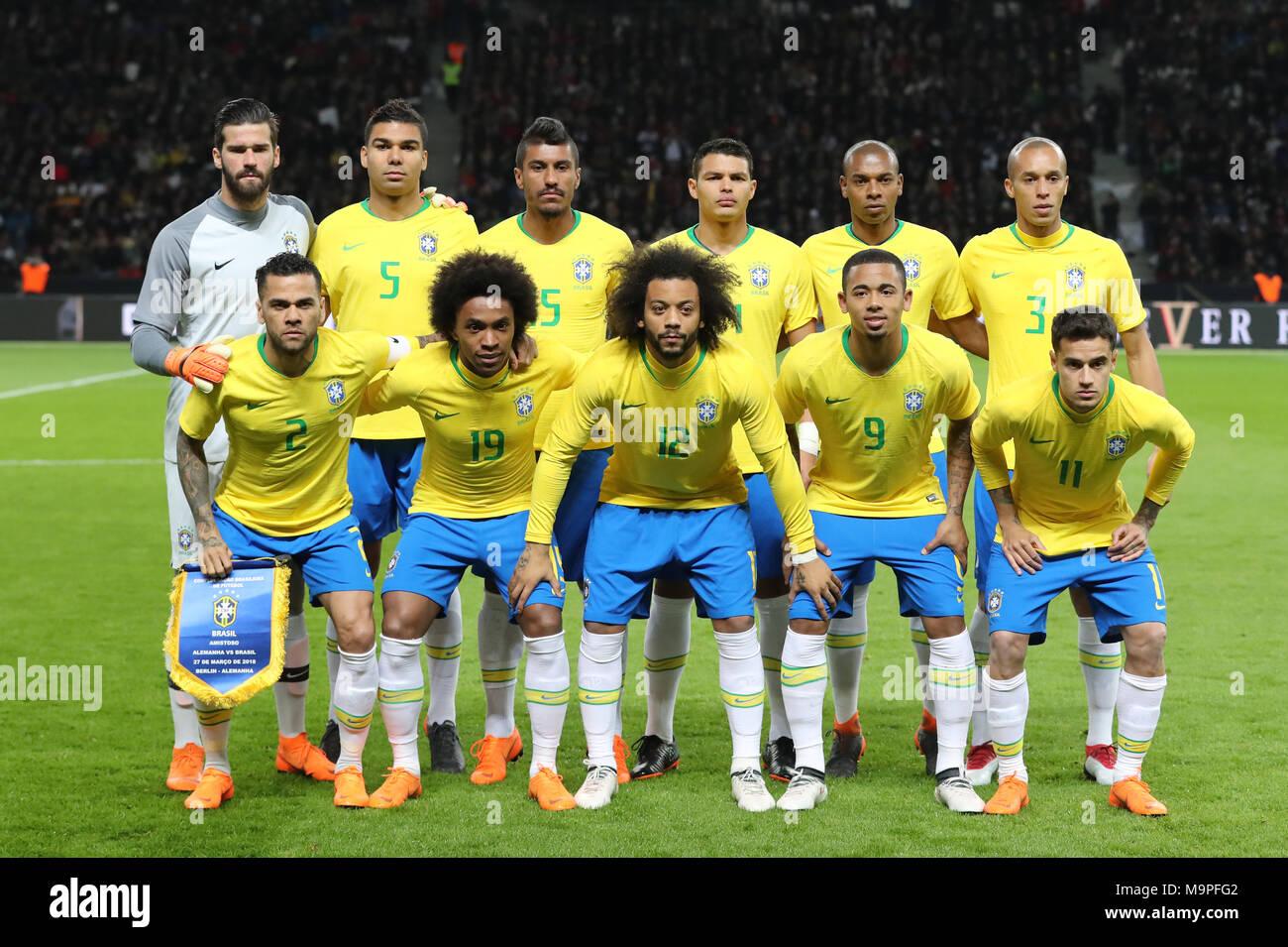 91b82cfe879 Brazil's National Soccer Team Stock Photos & Brazil's National ...