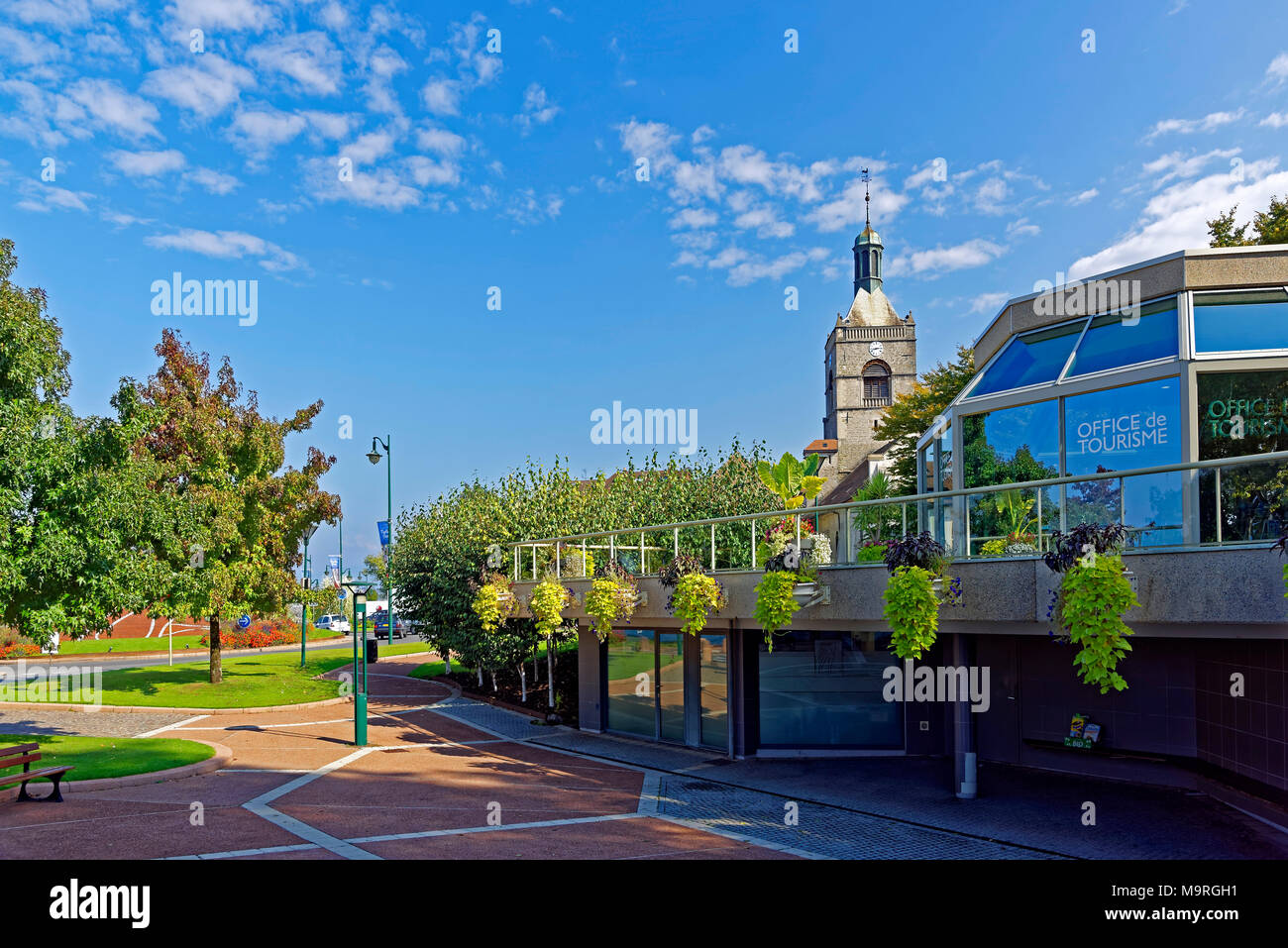 Office de tourisme stock photos office de tourisme stock - Office de tourisme saint valery sur somme ...