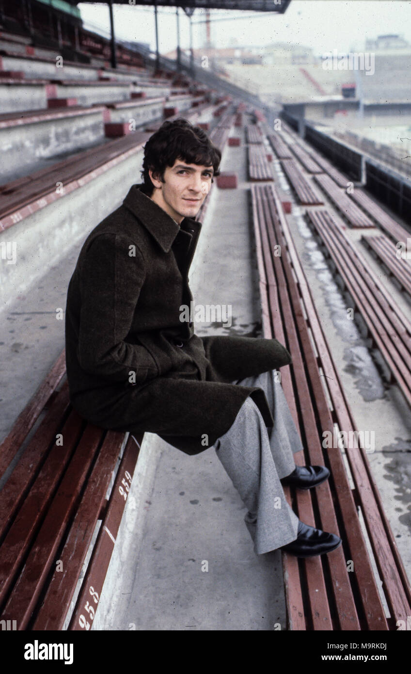 Paolo Rossi, 1979 - Stock Image