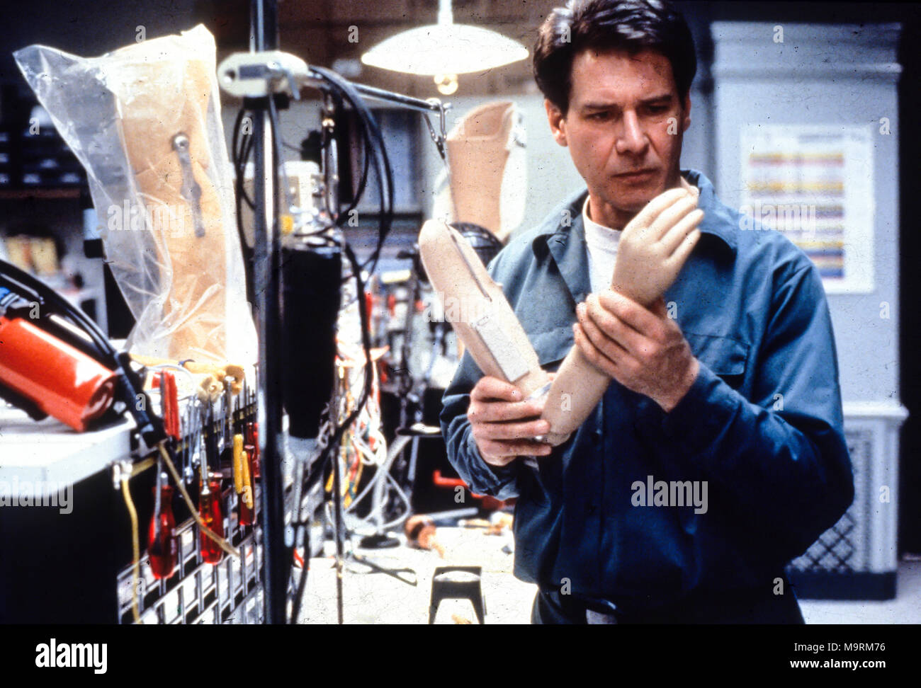 the fugitive, 1993, harrison ford - Stock Image