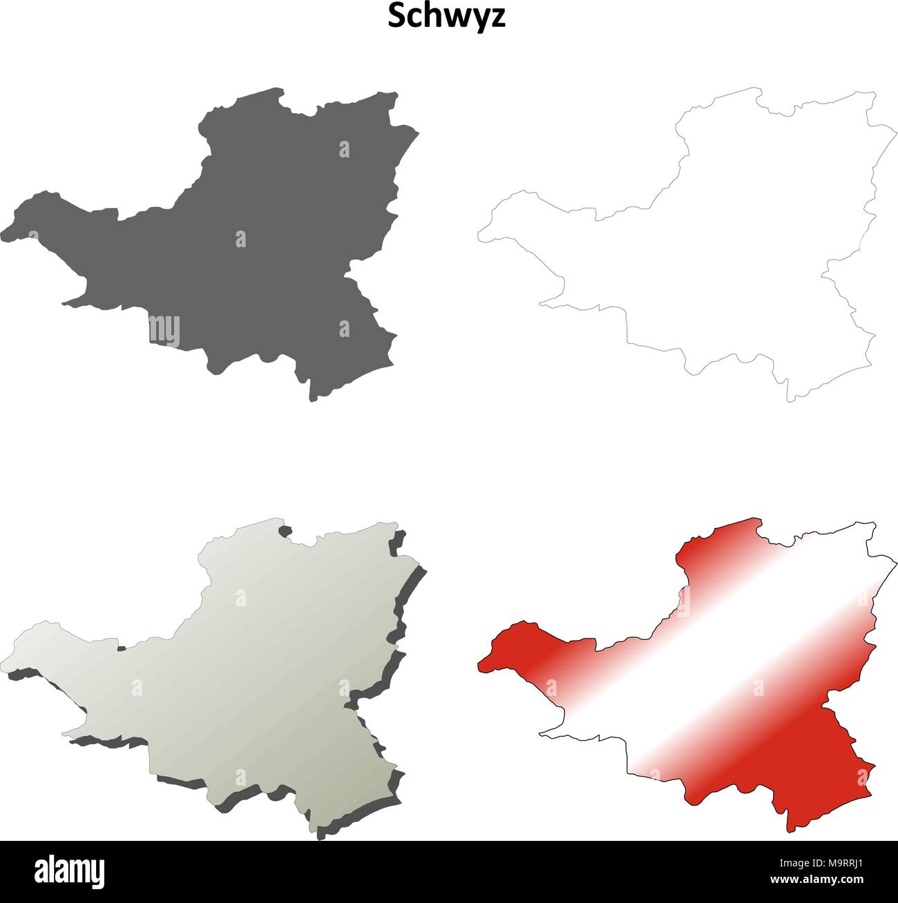 Kanton Schwyz Stock Photos Kanton Schwyz Stock Images Alamy
